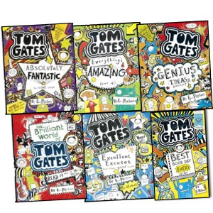 Tom Gates series