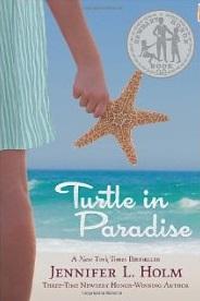 Turtle in Paradise