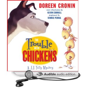 Don't Be A Chicken – READ! – The Noisy Librarian