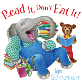 read it, don't eat it