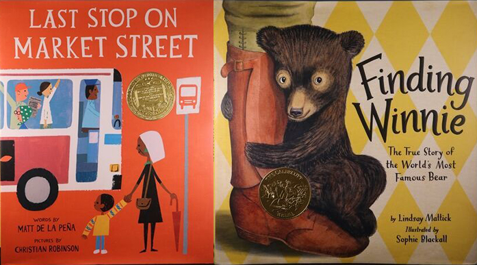 newbery and caldecott