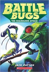 Battle Bugs Chameleon attack
