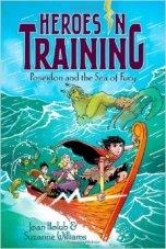 Heroes in Training Poseidon