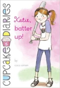 Katie Batter up