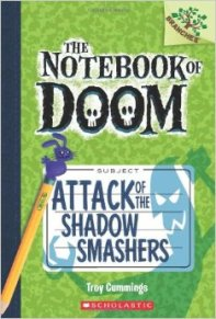 Notebook of Doom Attack of the Shadow Smasher