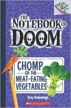 Notebook of Doom Chomp