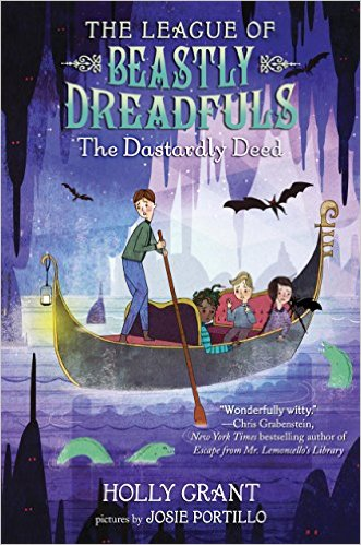 The beastly dreadfuls dastardly deed