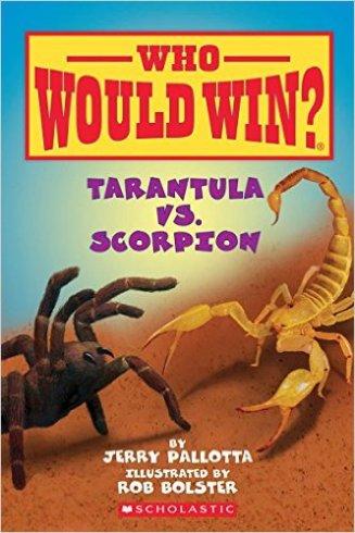 who would win tarantula
