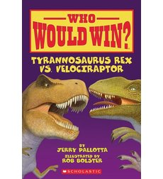 who would win tyrannosaurus