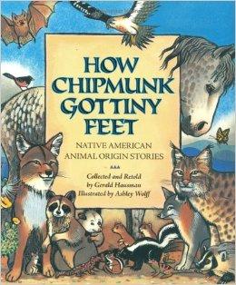 How Chipmunk Got Tiny Feet