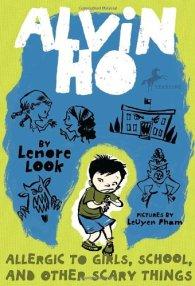 Alvin Ho Allergic to Girls, School etc.