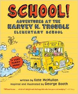 School Adventures at Harvey N Trouble
