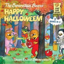 happy halloween berenstain