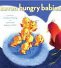 seven hungry babies