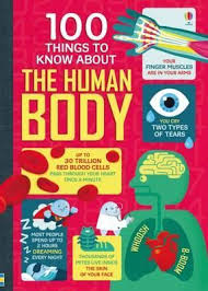 100 tghings to know about human body