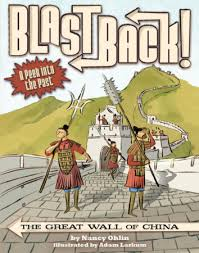 blast back wall of china