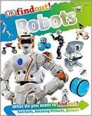 DK Find Out Robots