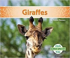 Giraffes adobo