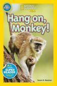 hang on, monkey