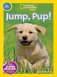 jump, pup