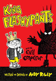 king flashyupants evil emperor