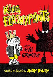 king flashyupants evil emperor