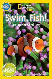 swim, fish