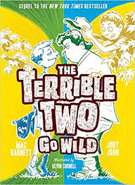 Terrible two go wild