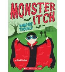 monster itch vampire trouble
