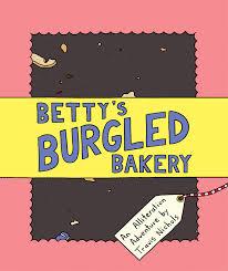 comic betty's burgled baker