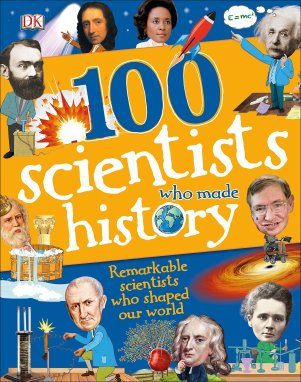 100 scientsits who made history