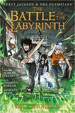 battle labyrinth