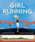 girl running bobbi