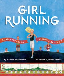 girl running bobbi