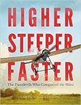 higher steeper faster goldstone