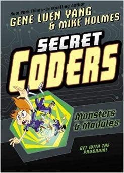 Secret Coders Monsters & Modules