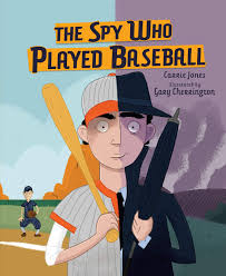the spy who played baseballl