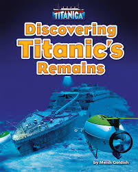 titanic remains