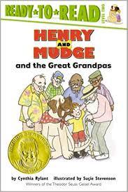 henry and mudge great grandpa