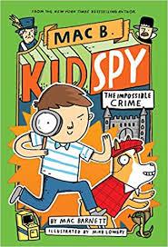 Mac B. Kid Spy
