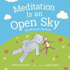 meditation is an open sky]