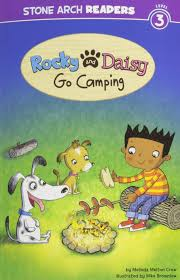 Rocky go camping