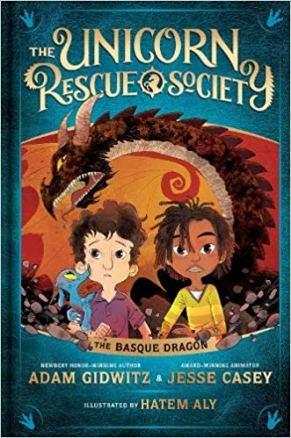 Unicorn Rescue Socity #2